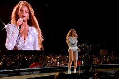 Beyoncé au Festival Coachella 2019