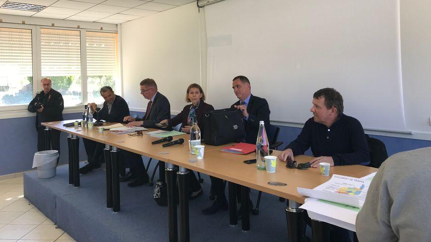 Crise des déchets : nouvelle réunion à Corte