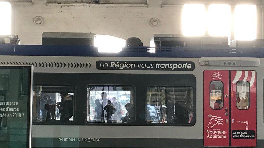 La région Nouvelle-Aquitaine propose 80 % de réduction sur les TER