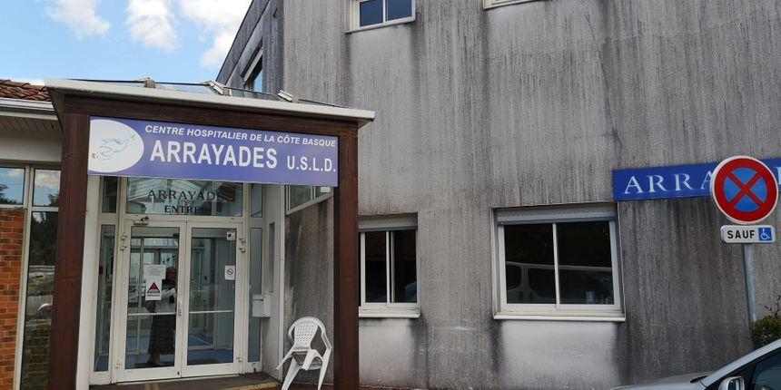 Le centre l'Arrayade de Bayonne