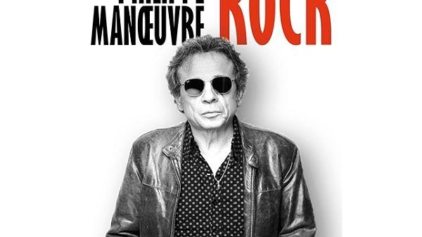 Rock, l'autobiographie de Philippe Manoeuvre