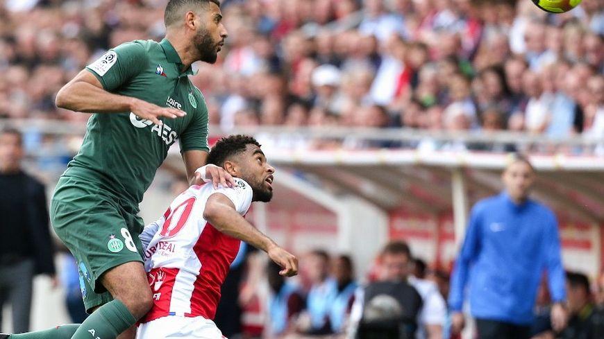 Les joueurs rémois ont été battus par plus fort dimanche face à Saint-Etienne.