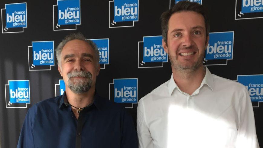 Laurent Desplat et Christophe Dangles