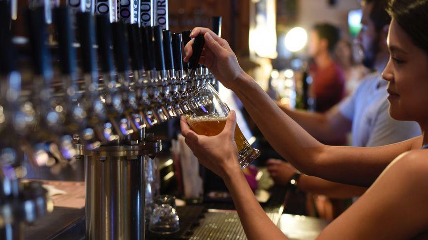 Un festival de la bière artisanale à Nîmes.