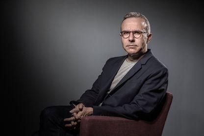 Portrait de l''écrivain Philippe Besson, le 30 mai 2017.