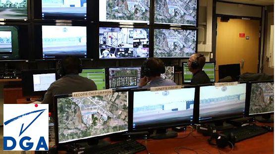 Le laboratoire de combat collaboratif de DGA Techniques Terrestres à Bourges
