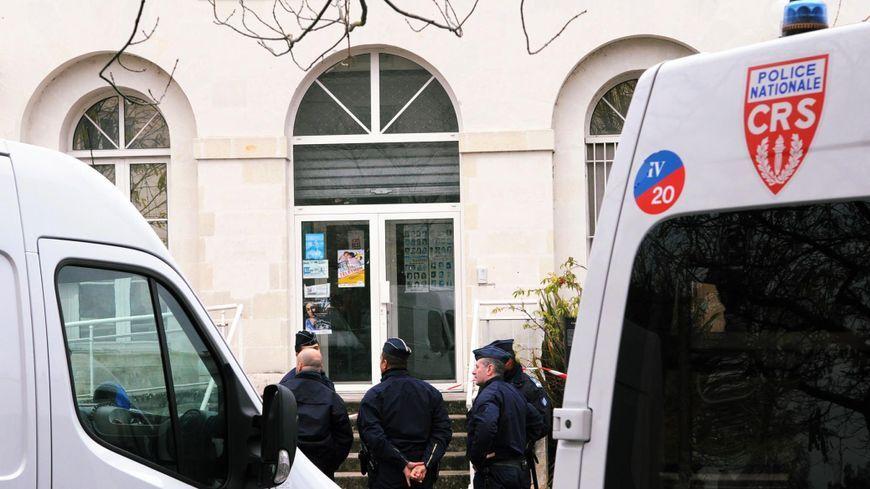 Une compagnie de CRS déployée jusqu'à mardi prochain quartier de la Rabière à Joué-les-Tours