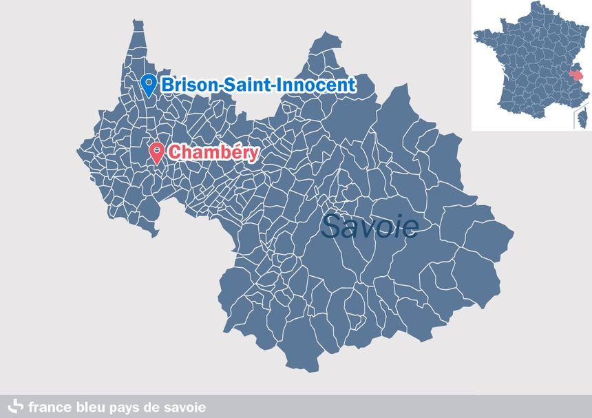 Brison-Saint-Innocent, en Savoie