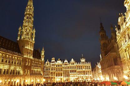 Grand-Place à Bruxelles