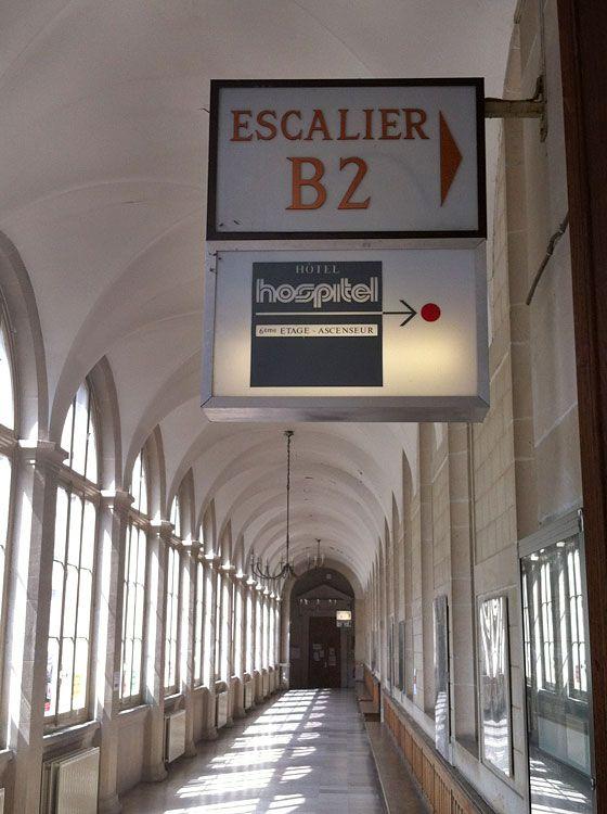 L'Hotel Hospitel à Paris