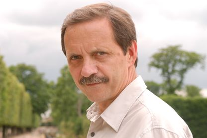 Jean-Marie Laclavetine, éditeur, romancier, nouvelliste et traducteur.