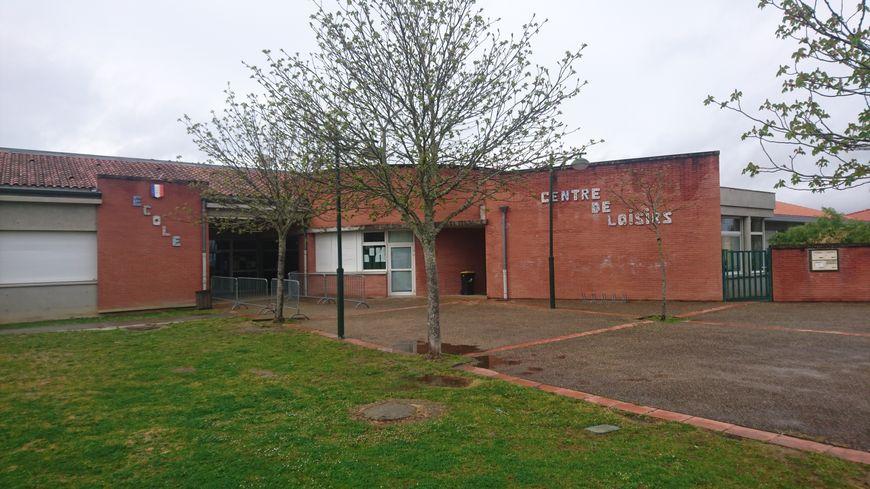 L'école de Gragnague (Haute-Garonne)