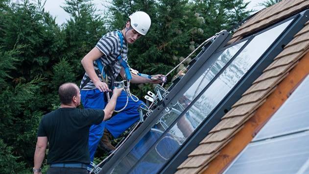 Installateur panneaux solaires