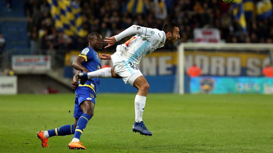 Très utilisé sur les trois derniers matchs, Himad Abdelli participe à la bonne forme des havrais