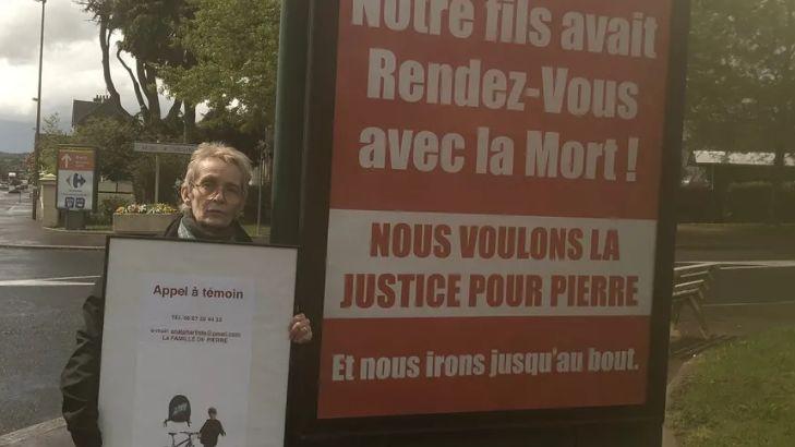 La famille de Pierre Guépattre réfute la thèse du suicide depuis un an et demi