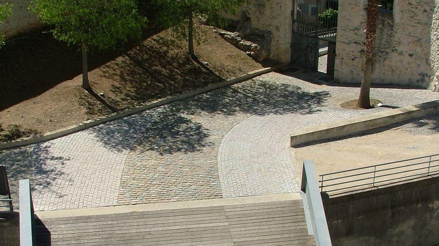 Université de Nîmes, site de Vauban.