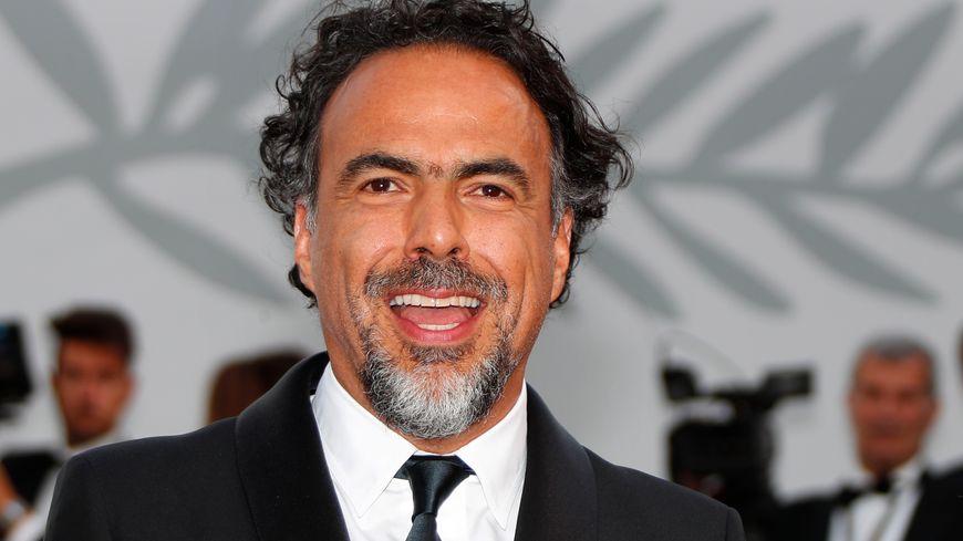Le réalisateur mexicain Alejandro Gonzalez Iñarritu, président du jury du 72e Festival de Cannes.