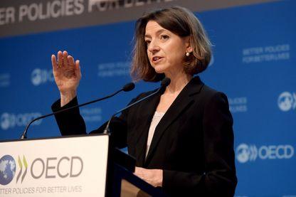 Laurence Boone, cheffe-économiste de l'OCDE