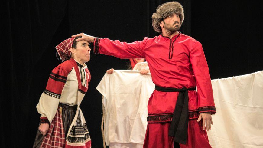 Le médecin lui de Molière par le Grenier de Babouchka au Ranelagh