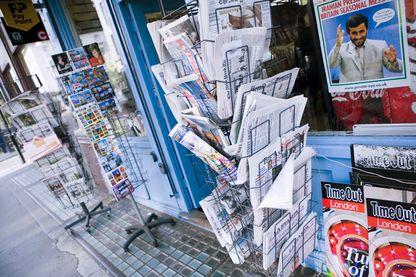 Pas de journaux ce matin, mais pourquoi ?