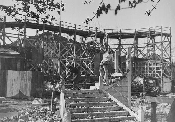 La destruction de Luna Park