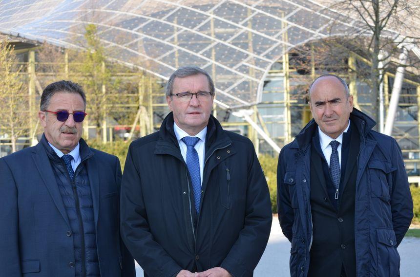 La délégation périgourdine à Münich