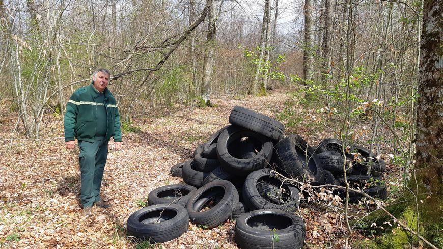 Grand Nancy : la forêt de Haye n'est pas une déchetterie !