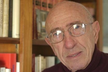 """Nicolas Grimaldi, philosophe, auteur de """"Sortilèges de l'imaginaire : la vie et ses égarements"""" aux Editions PUF"""