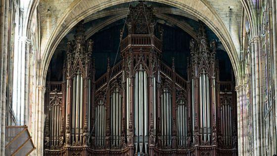 Orgue de la cathédrale Saint-Denis