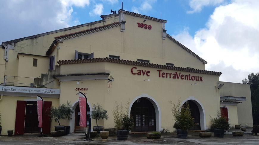 La cave de Villes-sur-Auzon