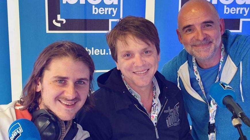 Voyou, Boris Vedel avec Manuel Bonnefond