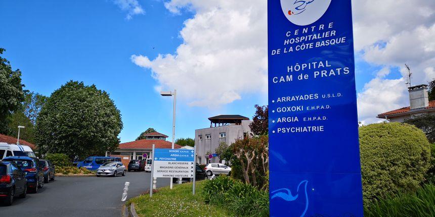 L'unité de soins l'Arrayade à Cam de Prats à Bayonne