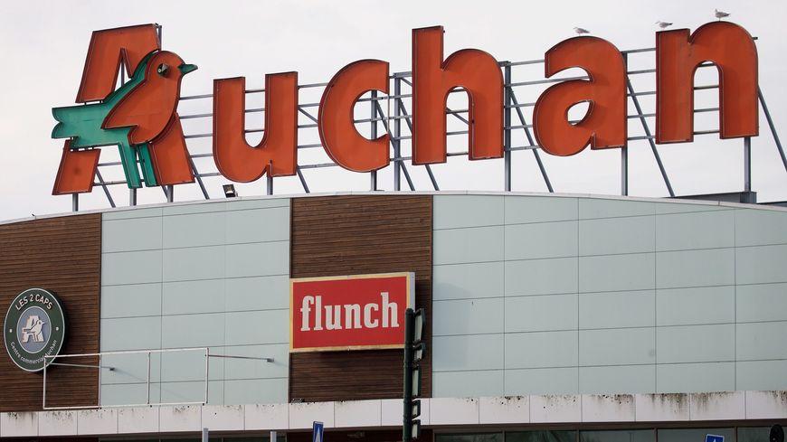 Carte Auchan Mise A Jour.Auchan 21 Sites Mis En Vente 723 Emplois Menaces