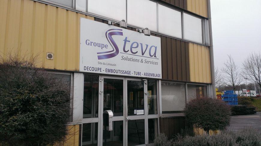 A l'usine STEVA de Bessines-sur-Gartempe c'est l'incompréhension : son plus gros client est en train de les lâcher