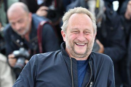 L'acteur Benoît Poelvoorde le 13 mai 2018 au Festival de Cannes.