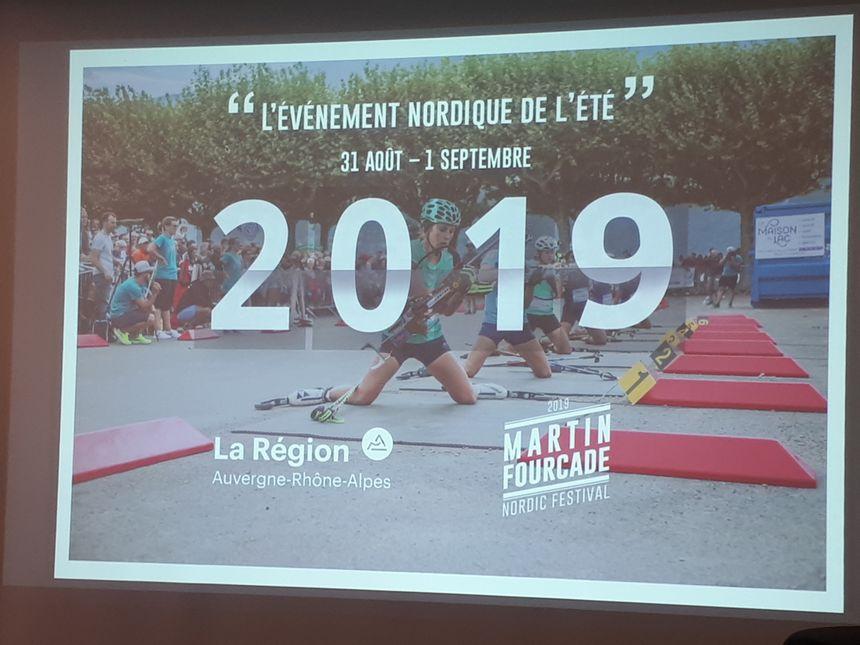 Réunir les meilleurs biathlètes du monde en été: Ce sera une première en France.