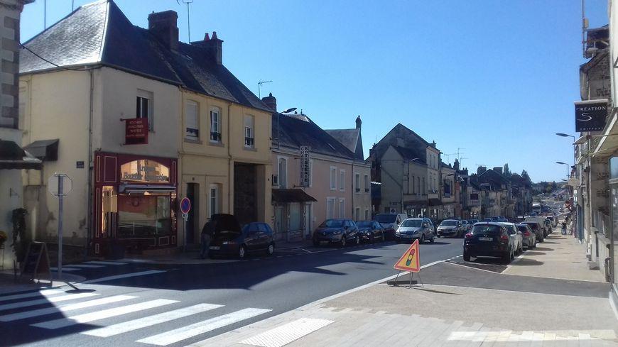Pré-en-Pail en Mayenne