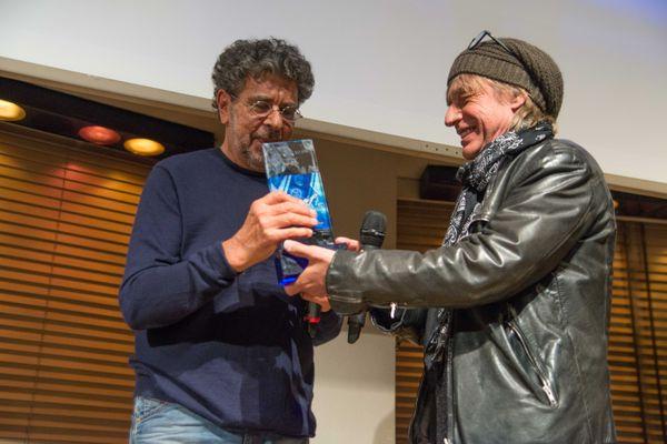 Gabriel Yared et Jean-Louis Aubert