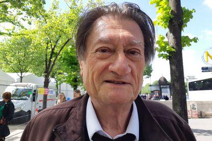 Gabriel Serra maire de Bioule