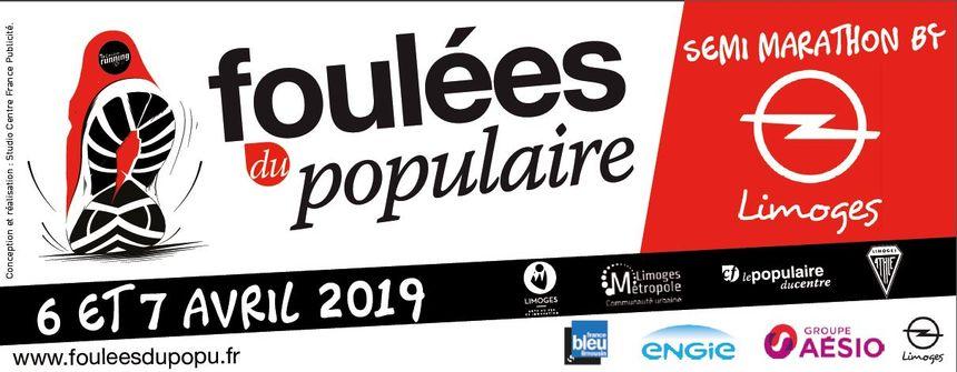 À vivre en direct sur France Bleu Limousin dimanche 7 avril de 9h à 13h