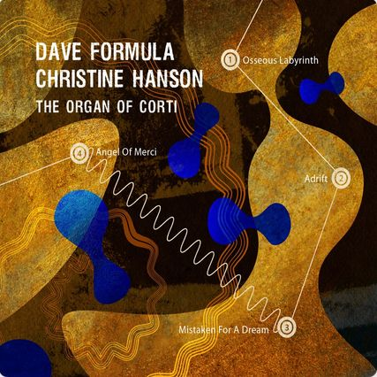 CD Christine Hanson The organ of Corti