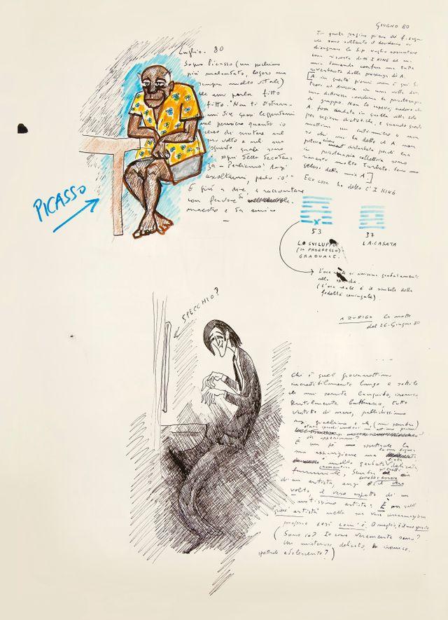Federico Fellini. Le Livre de mes rêves, volume I