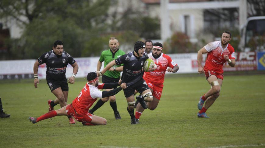 La Fédération Française de rugby a validé le dossier de l'US Dax pour une éventuelle montée en Pro D2