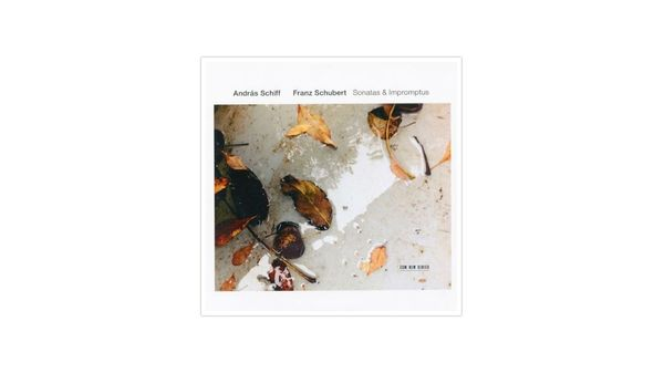 Andras Schiff : Franz Schubert Sonatas & Impromptus chez ECM
