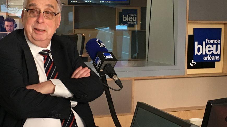 """""""Il faut une alternative progressiste à Orléans"""" et cela passe par """"le rassemblement des progressistes"""" a expliqué Jean-Pierre Sueur pour les élections municipales de 2020"""