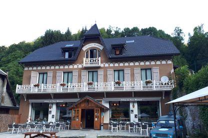La tendance est aux établissements à taille humaine comme la douce montagne à Bourg d'Oisans.