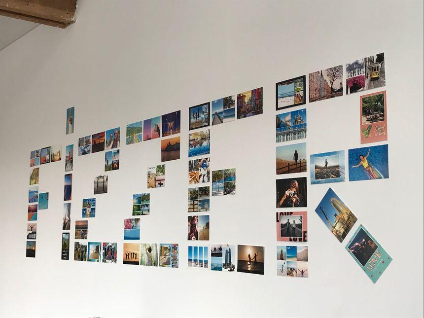Fizzer permet de réaliser des cartes postales personnalisées sur internet, via un ordinateur ou une application mobile.