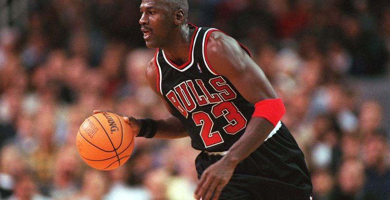 magasin en ligne 56c89 ef146 Jordan désigné comme le meilleur joueur de tous les temps ...