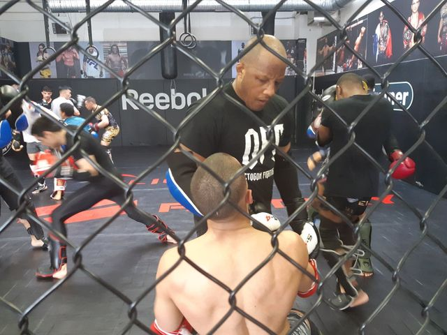 Le MMA n'est aujourd'hui pas légal en France