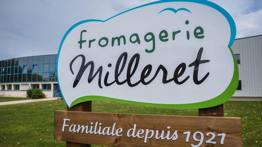 La fromagerie indépendante Milleret à Charcenne lance un nouveau fromage local et responsable